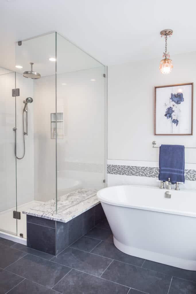 Bathroom Designed for comfort