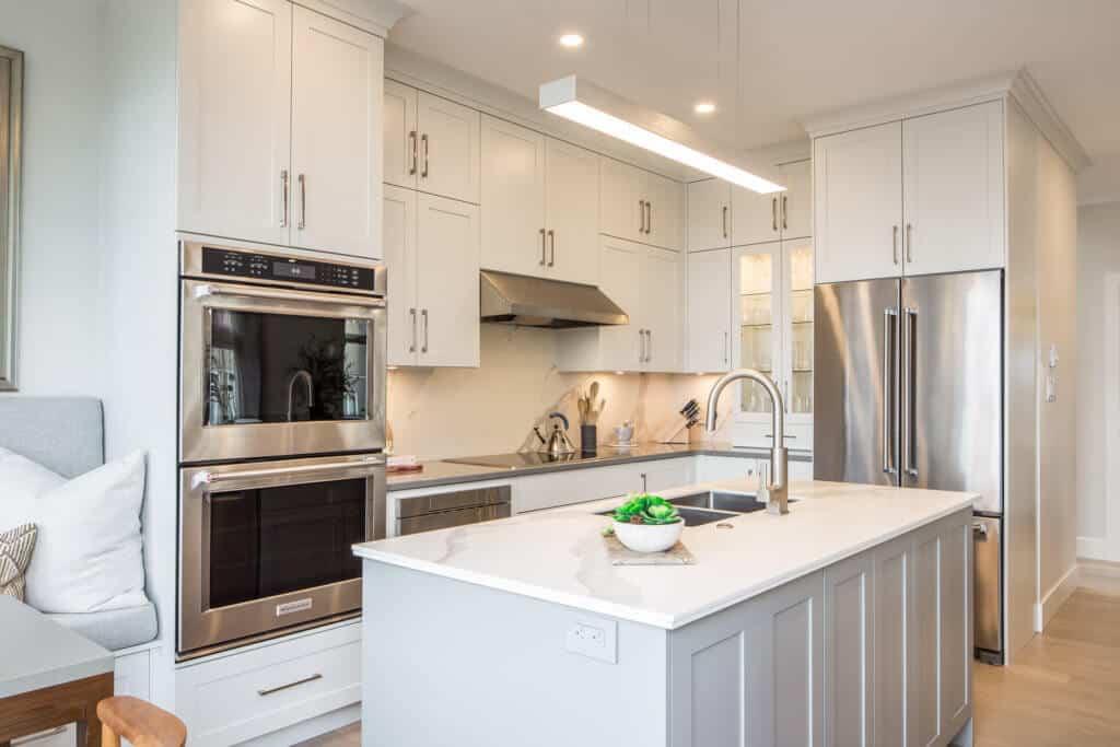 Perfectly designed kitchen renovation