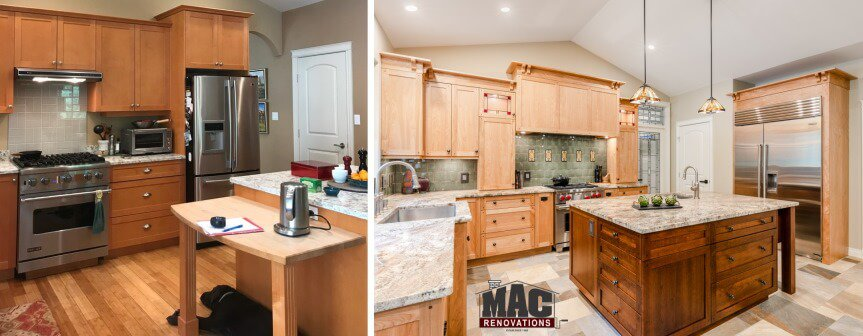 MAC Renovations - kitchen renovation experts in Victoria