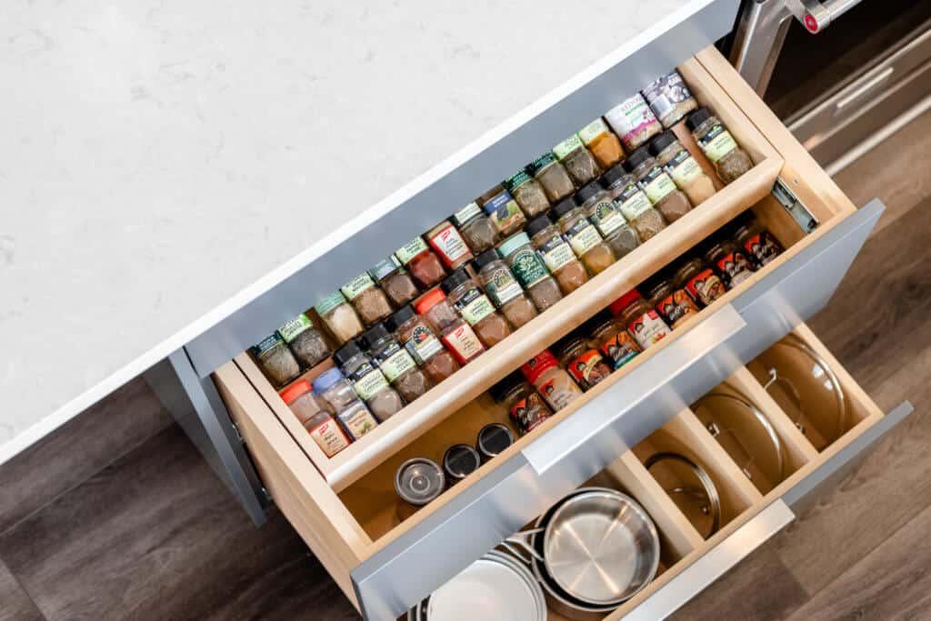 MAC kitchen renovations - inserts that work