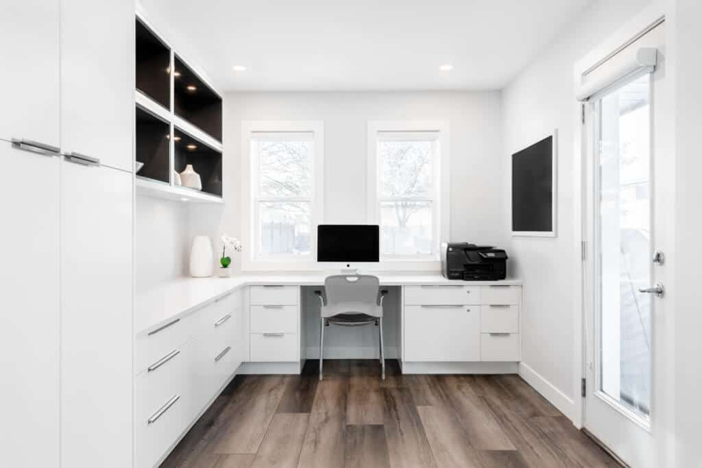 Home office solutions - MAC Renovations