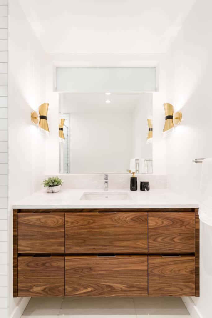 Bathroom vanity - top ten - MAC Renovations